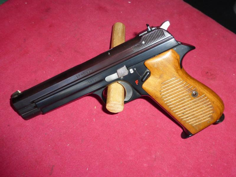 ALWAYS COLLECTABLE - SWISS HAND GUNSDON'T FORGET TO CHECK